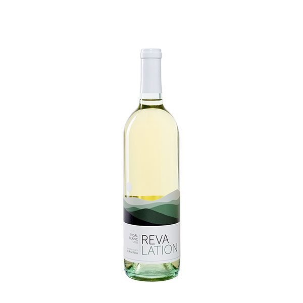 2017 Vidal Blanc 100% Vidal Blanc