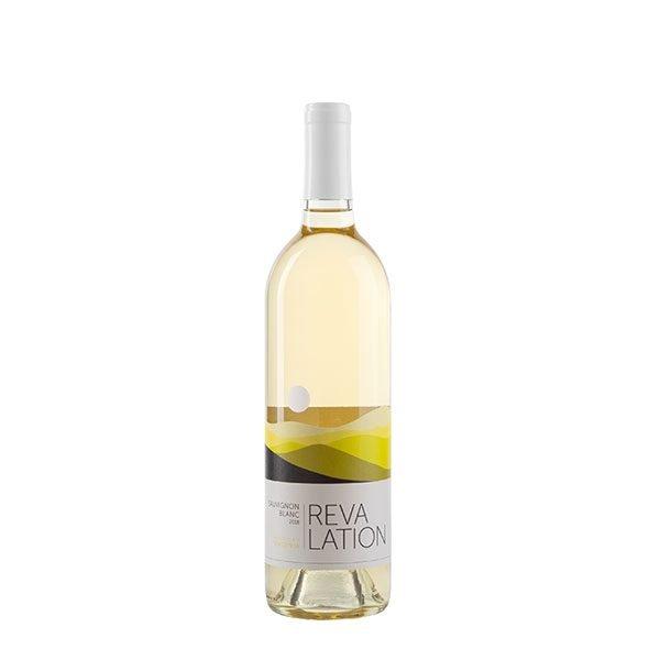 2018 Sauvignon Blanc 100% Sauvignon Blanc